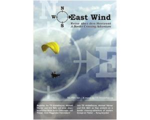 Eastwind - a cross border, Flyke adventure